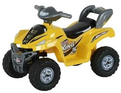 Best Ride On Cars 6V Little ATV Yellow