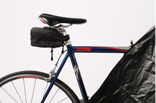 Zerust Rust Protection Bike Cover With Zipper Closure